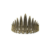 Kitsch Feather Bun Pin, Gold, 5ml