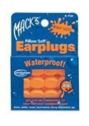 Mack's Earplugs, Kids Size (Pair), 6-Count Boxes