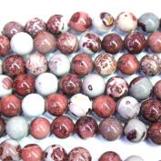 Natural Chohua Jasper Round 10mm Gemstone Loose Beads Jewerly Making Findings