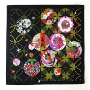 FUROSHIKI- Japanese Traditional Wrapping Cloth (View of the seasons