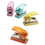 "Single Hole Punch, Mini, 7.6cm - 1.3cm ""x 3""""x 2"""", Assorted, Sold as 1 Each"