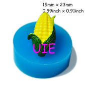 002LBV Vegetable Mould Corn Mould Miniature Food Kawaii Deco Sweets Fimo Polymer Clay Mould Jewellery Charm Cabochon Resin Mould