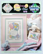 Welcome Little One Counted Cross Stitch Pattern VCL-20121