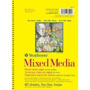 3 Pack 5.5 x 8.5 Mixed Media Drawing Pad (Product Catalogue