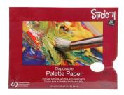 Darice Studio 71 30cm -by-41cm , 40-Sheet Palette