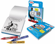 Primary Colours Thomas Train Colouring Pack