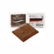 Artgraf Water Soluble Graphite Disc Sepia