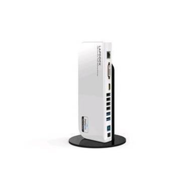 Wavlink USB 3.0 Multi-task lapdock Universal Laptop dual video Docking Station & Hub