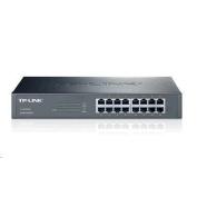 TP-Link 16 Port Gigabit Desktop/Rackmount Switch 13-inch Steel Case