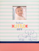 Carter's Baby's 1st Record Memory Book Keepsake First 5 Years Handsome Little Guy Baby Boy