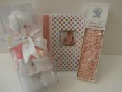 Stephan Baby Keepsake Bundle Gift Set for Girls