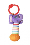Scholastic Baby Rattle, 1-Pack, Elephant