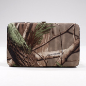 Realtree Western Camouflage Frame Structure Wallet