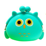 Tonsee Cartoon Silicone Coin Bag Mini Purse