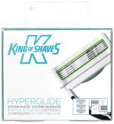 King of Shaves Hyperglide System Razor Refills