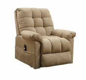 Repose Lift Chair in Buckskin Stone