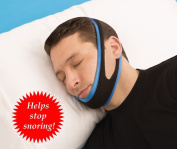 Bedtime Anti Snore Chin Strap Large