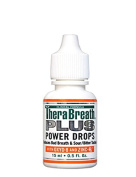 TheraBreath Plus Power Drops with OXYD 8 and Zinc Rx by Dr. Katz