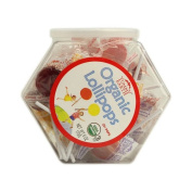 Yummy Earth Organic Lollipops Personal Bin - 180ml