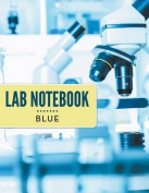 Lab Notebook Blue