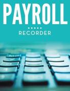 Payroll Recorder