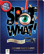 Spot What Travel Edition [Large Print]