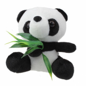 Sannysis Baby Kid Child Cute Soft Stuffed Panda Soft Animal Doll Toy Gift 12cm