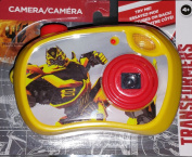 Transformers BUMBLEBEE Toy Camera