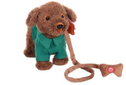 Kids Funny Musical Electronic Stuffed Mechanical Dog Pet/Remote Control Toys