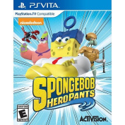Spongebob Heropants for Sony PS Vita