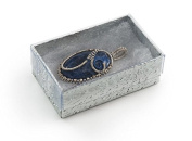 View-top Cotton Filled Jewellery Box #21