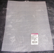 Quick Count Plastic Canvas 7 Mesh Deluxe Clear