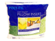 Fairfield Pillow Form Soft Touch Poly Fill Supreme 14 Square