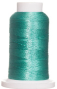 1M-3520 BFC Poly Machine Embroidery Thread, 40 Wt, 1000m, MD Teal