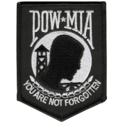 Hot Leathers Pow Mia Patch