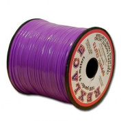 Springfield Leather Company's Rexlace Neon Purple Plastic Lace