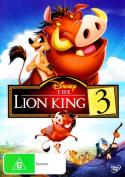 The Lion King 3 [Region 4]