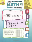 Daily Math Practise, Grade 5