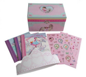 Princess Evie's Ponies Keepsake Box