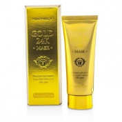 Luxury Gem Gold 24K Mask, 100ml/3.3oz