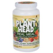 Genceutic Naturals - Plant Head Real Meal Vanilla, 1kg powder