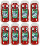 Colgate Wisp Max Fresh Portable Mini-Brush Spearmint, 32 Brushes