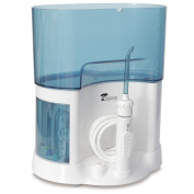 Professional Series Countertop Oral Irrigator Water Flosser with accessory tips