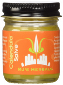 MJ's Herbals Calendula Salve- One Ounce Concentrate