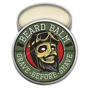 GRAVE BEFORE SHAVE BEARD BALM 120ml