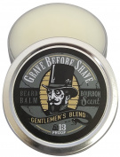 GRAVE BEFORE SHAVE Gentlemen's Blend Beard Balm (Bourbon Scent)