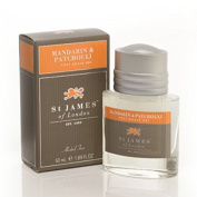 Mandarin + Patchouli Post-shave Travel Gel 50ml after shave by St. James of London