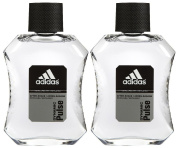 Adidas Action 3 After Shave, Dynamic Pulse - 100ml - 2 pk