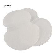 Beauty Top Picks 80x Disposable Underarm Sweat Guard Pad Armpit Sheet Liner Dress Clothing Shields