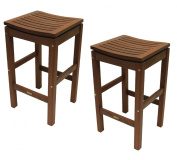 Patio Pub Height Super Stool, 2 pack